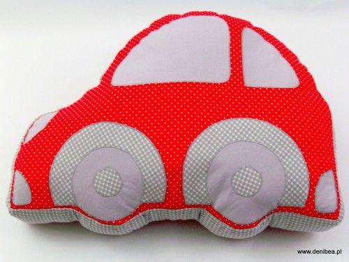 Zabawka Samochód Czerwony