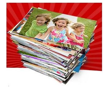 Shutterfly: 99 prints for $5.99 shipped  Shutterfly has a coupon code available right now (100FREEPRINTS) to get 99 prints for the price of shipping, which is about $5.99. That makes each print about $0.06 shipped.  This offer is valid through June 30, 2015.