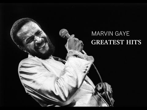 The Best Of Marvin Gaye - Marvin Gaye's Greatest Hits Collection - YouTube