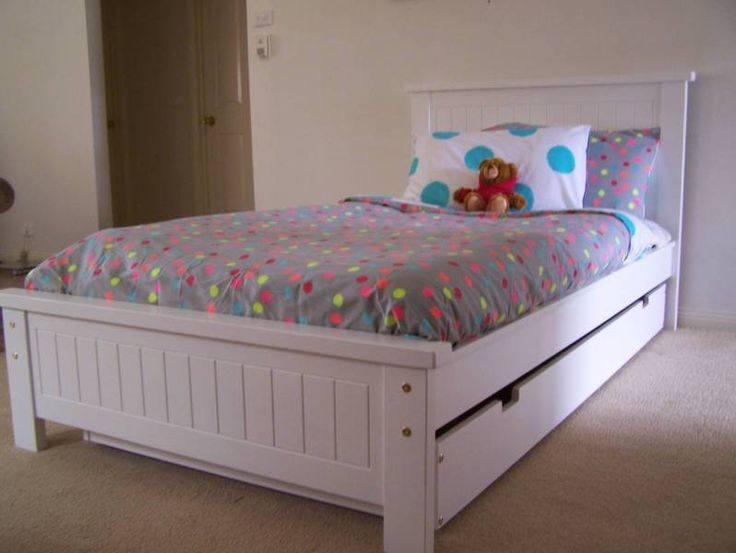 Price Australian Made Direct From Factory January Delivery Wwwaustralianfurnituremakerscomau White King Single Bed And