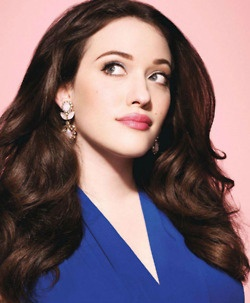 Kat Dennings - want to color my hair like hers!