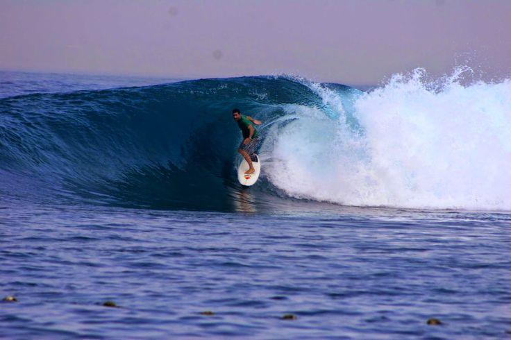 Bali Surf Guide: Keramas Surf Spots Keramas Beach is the best Surf...