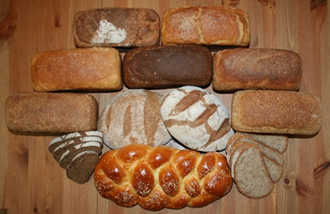Swedish Limpa Bread, vort bread, braided coffee cake