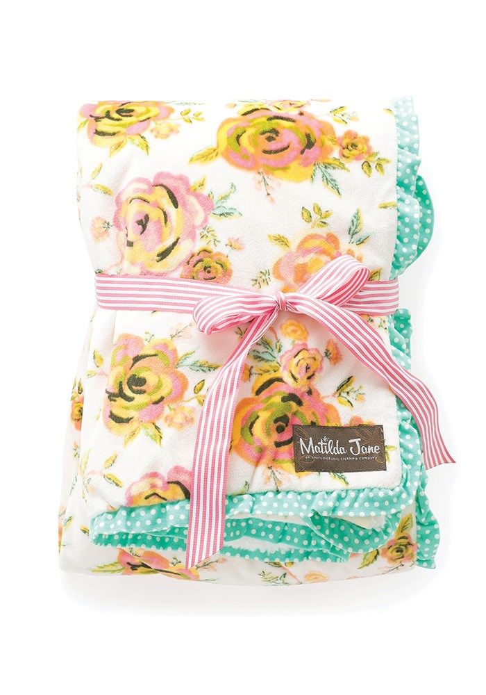 New Arrival Blanket - Matilda Jane Clothing