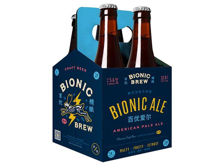 Bionic Brew 4 Pack