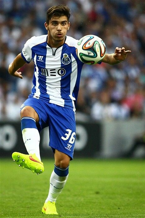 17 year old sensation starts for FC Porto.
