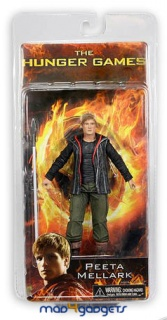 The Hunger Games Movie - Peeta Mellark - Action Figure - original product by www.mad4gadgets.gr #mad4gadgets