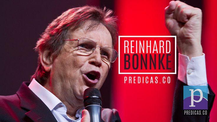 Predicaciones y sermones escritos del Evangelista Reinhard Bonnke, fundador y director de Cfan, Christ For All Nations
