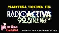Martina Visita RadioActiva