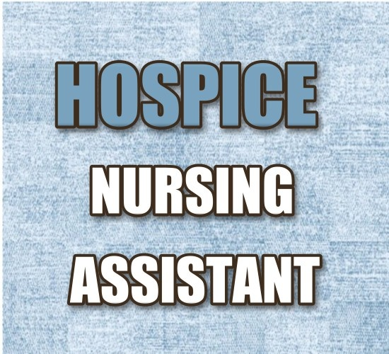 http://medicalcareersite.com/2011/08/hospice-and-palliative-cna.html  Hospice and Palliative Nursing Assistants Certification  There are many programs for hospice aides wishing to develop and improve their practice and those preparing for the Hospice and Palliative Nursing Assistant certification examination.   #CNA