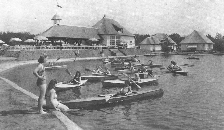 Bosbad 1955