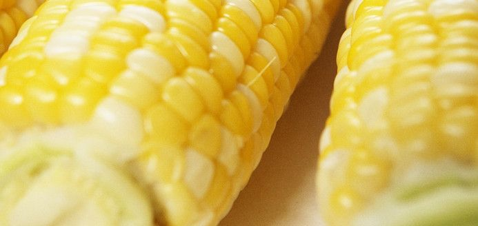 Crème de maïs à la courge poivrée Recettes | Ricardo