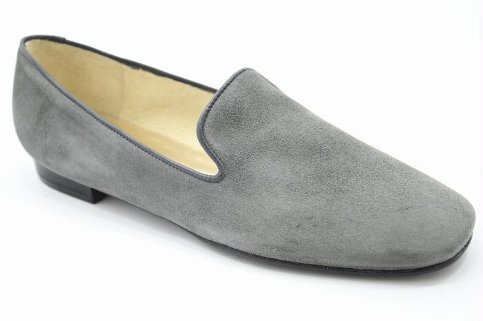 Warmer Grey Suede Loafer $117.29