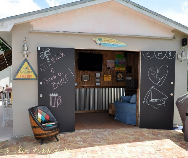 Man Cave Sheds Benalla : Shed turned man cave thinking girl favorite