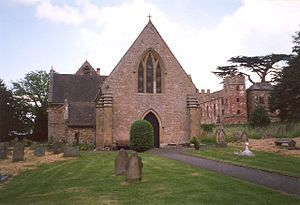 Shropshire Churches Tourism Group | Acton Burnell