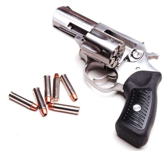 Real Guns - Ruger's SP101 327 Federal Magnum
