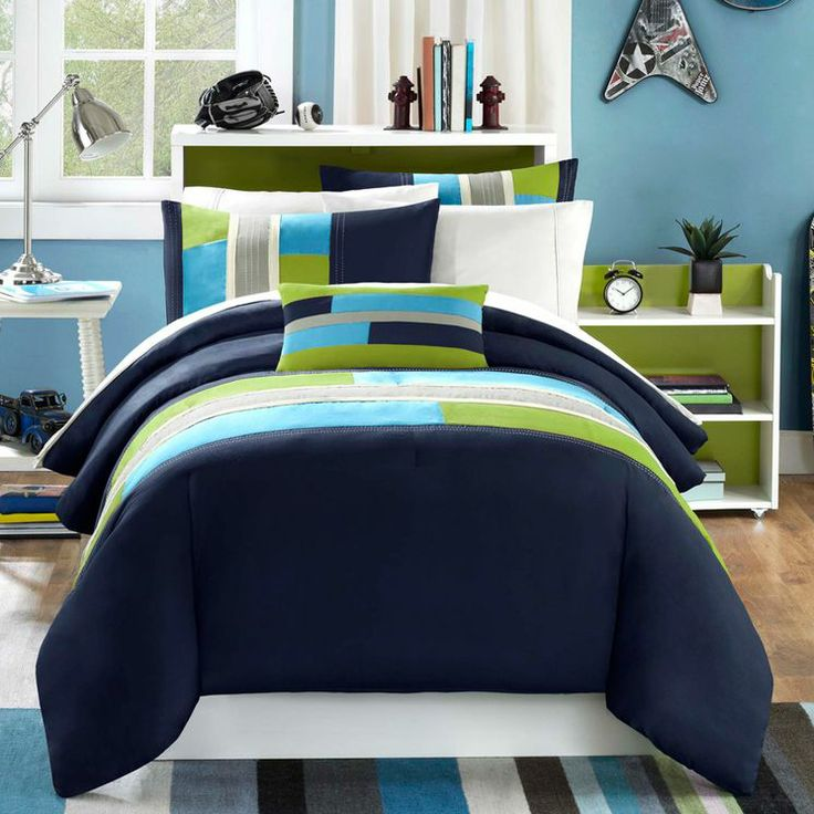 1000+ Ideas About Green Boys Bedrooms On Pinterest