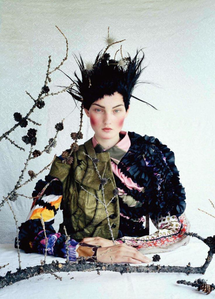 kirsi pyrhonen by tim walker for vogue uk12/11