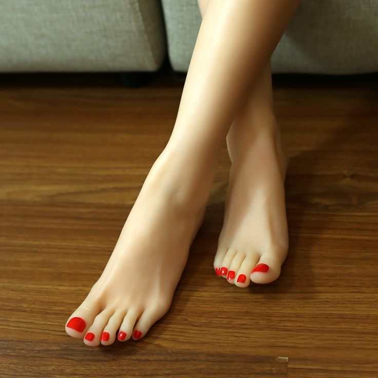 Feet mould legs foot model human female foot mannequins