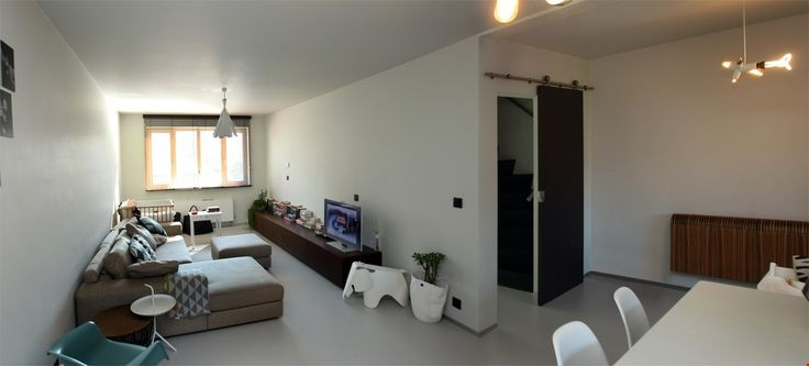 Binnenkijken in een bruin huis vol licht - Het Nieuwsblad: http://www.nieuwsblad.be/cnt/dmf20151015_01920903