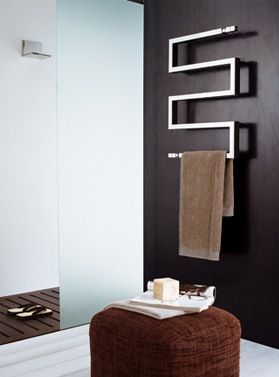 Nameeks Scirocco Snake Modern Towel Bars And Hooks Quality Bath