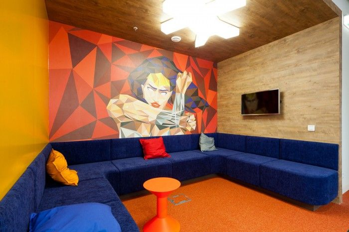 Alfa Bank  21 Coolest Offices in the World • Page 5 of 5 • BoredBug