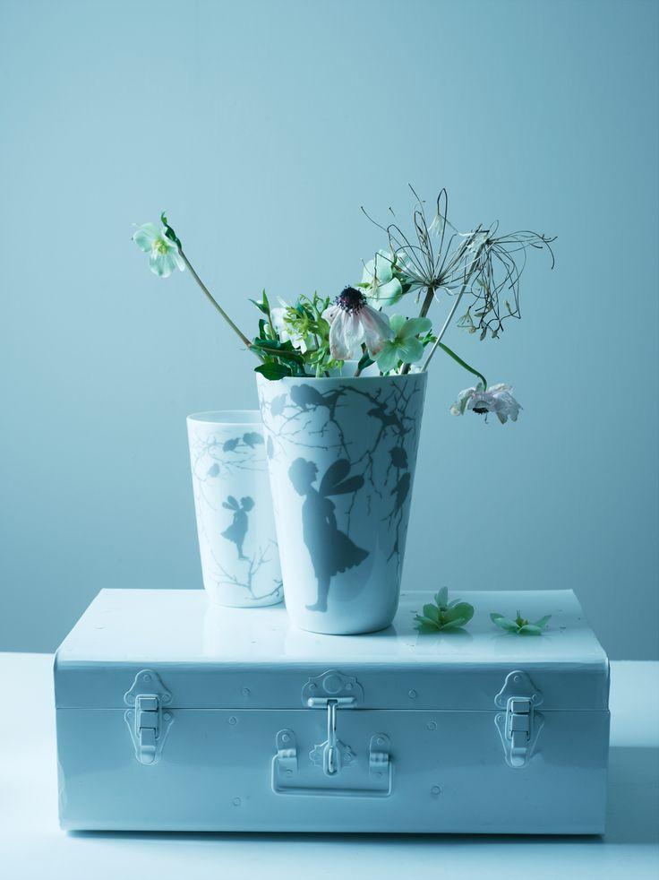 Alv Vases from Wik & Walsøe     Photo: Siren Lauvdal     Styling: KråkvikD'Orazio