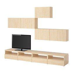 電視櫃 實木家具 收納櫃 電視櫃設計 -井然有序的居家空間 IKEA宜家家居