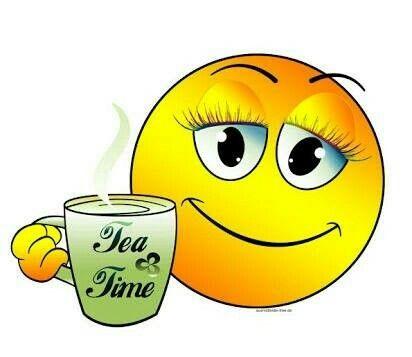 Tea time with my Mem💕😘