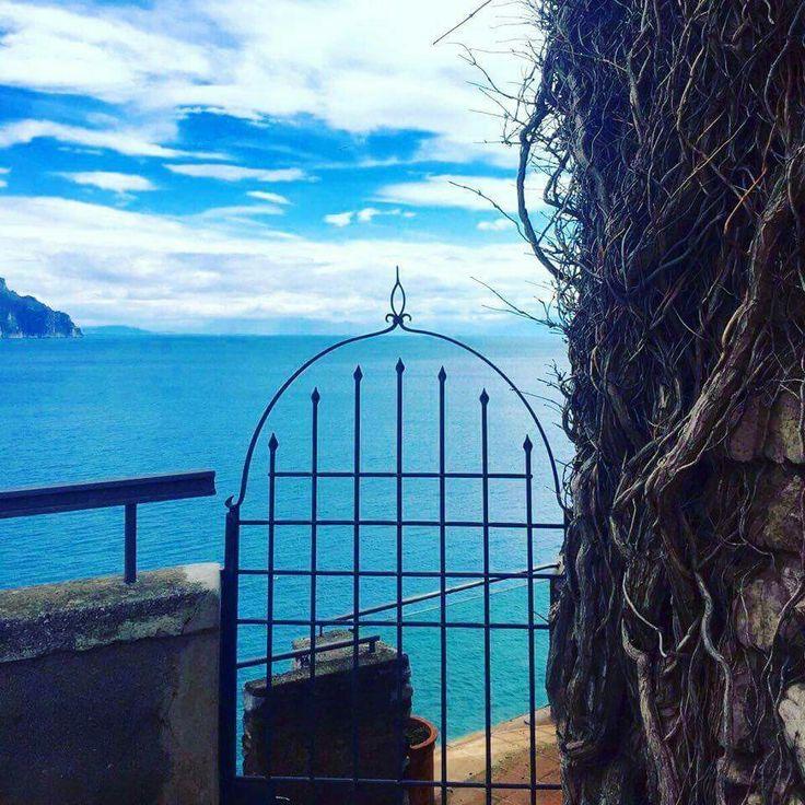 Il cancello del Paradiso #Atrani
