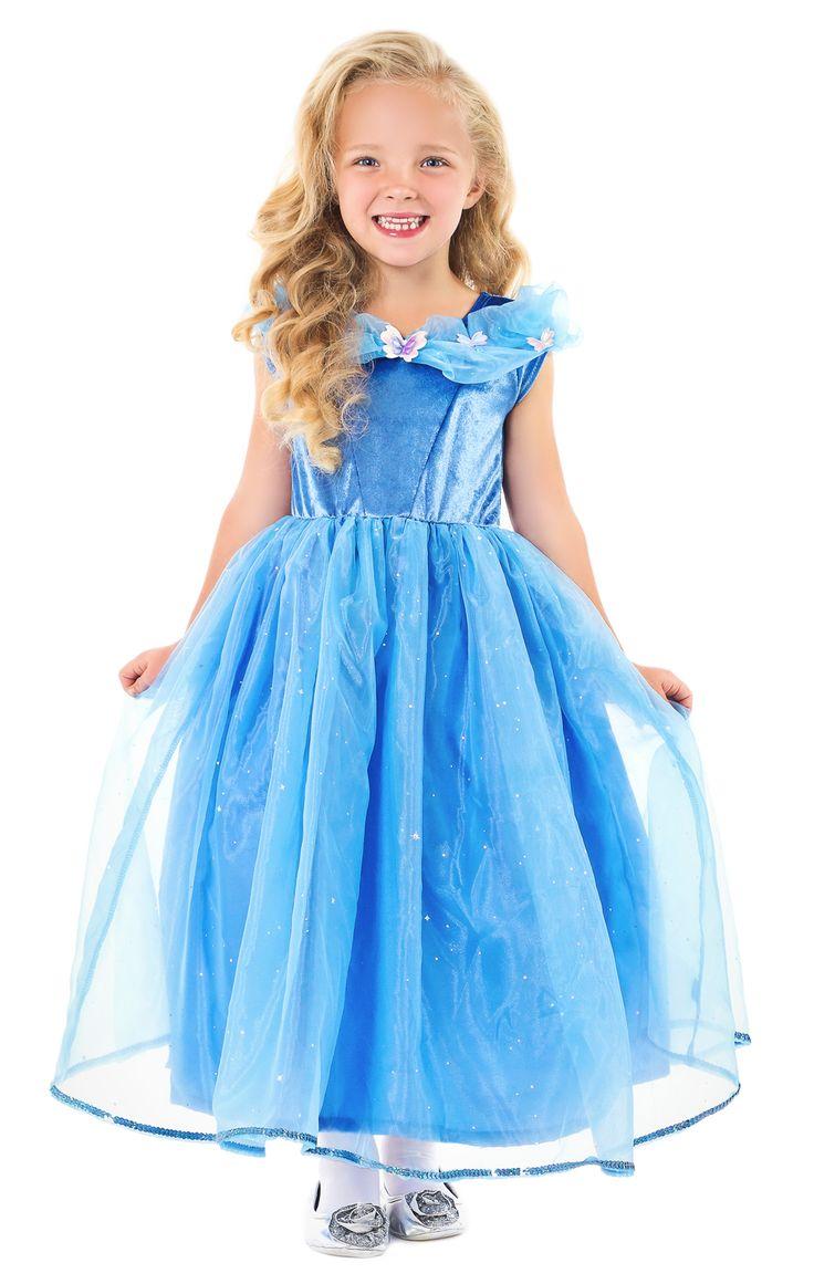 Deluxe Live-Action Cinderella Dress