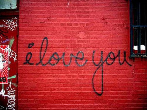 Love you: Iloveyou, Idea, Red, Quotes, I Love You, Street Art, Valentines Day, Valentine S