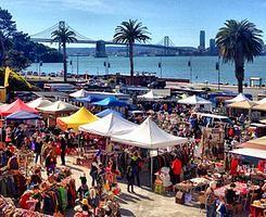 Treasure Island Flea, San Francisco,Flea Market,