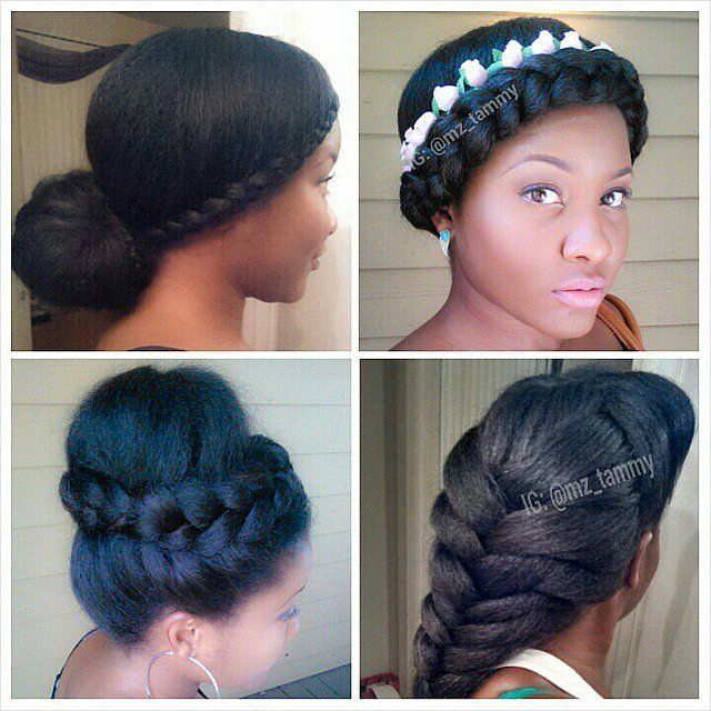 Mousse Healthy For Braided Natural Hair