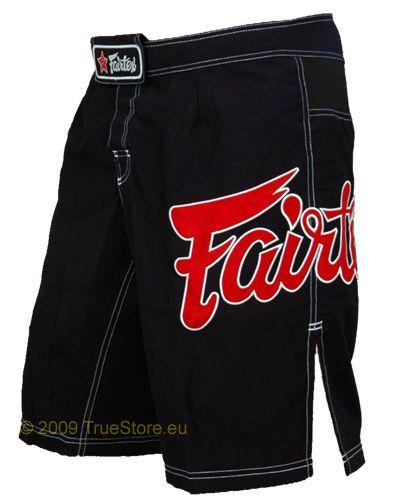 Fairtex, Muay Thai and MMA Shop - Fairtex MMA Fightshort - Fairtex (AB1) - Gym- and Ringwear