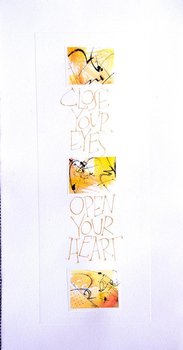 Deb's watercolor squares