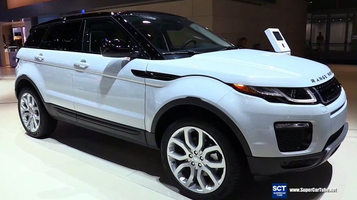 2017 Range Rover Evoque SE Premium - Exterior and Interior Walkaround - ...