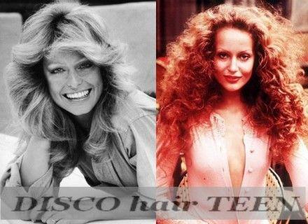 Disco Hairstyles Tutorial //  #Disco #Hairstyles #Tutorial