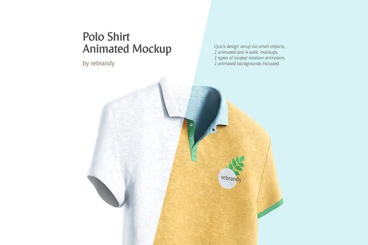 Brand New Polo Shirt Animater Mockup 👕, looped 360 rotation of 2 types, 2 animated backgrounds includes - http://gum.co/polomockup   #poloshirt #tshirt #shirtdesign #poloshirtdesign #shirtdesign #polodesign #clothesdesign #uniformdesign #printdesign #sumlimationprinting #mockupdesign #graphicdesign #creativemarket #psd #download #mockup