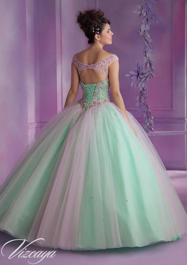Quinceanera Dresses – Vizcaya Gown Dress Style 89006