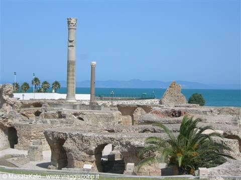 Carthage, Tunisia   - Explore the World with Travel Nerd Nici, one Country at a Time. http://TravelNerdNici.com