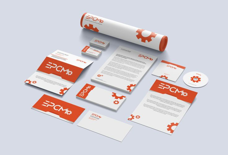 Branding EPCM 10