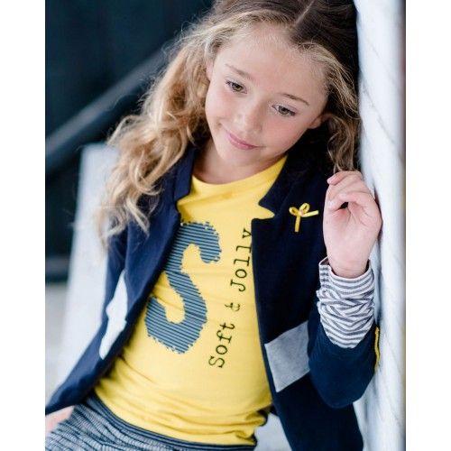 Soft & Jolly Blazer  Meisjes blazer Direct leverbaar uit de webshop van…