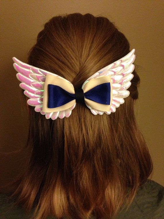 Supernatural Castiel Bow by HatsForWatson on Etsy