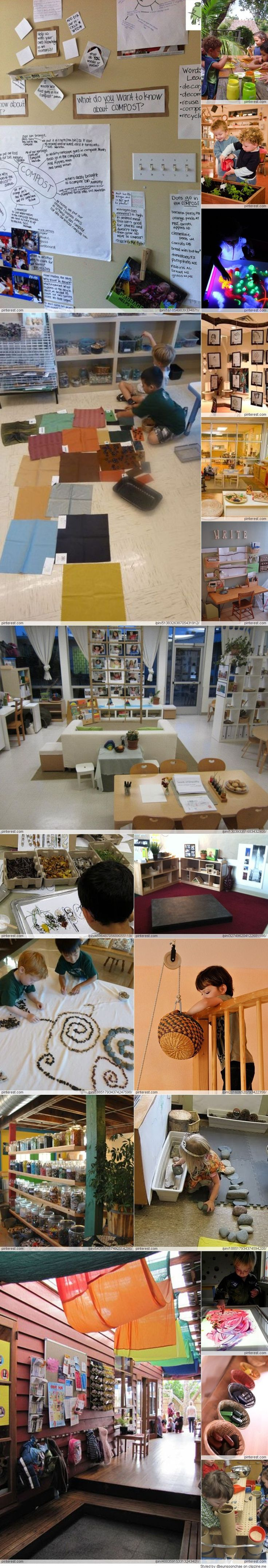 Reggio Classroom Design ~ Best reggio inspired classrooms ideas on pinterest