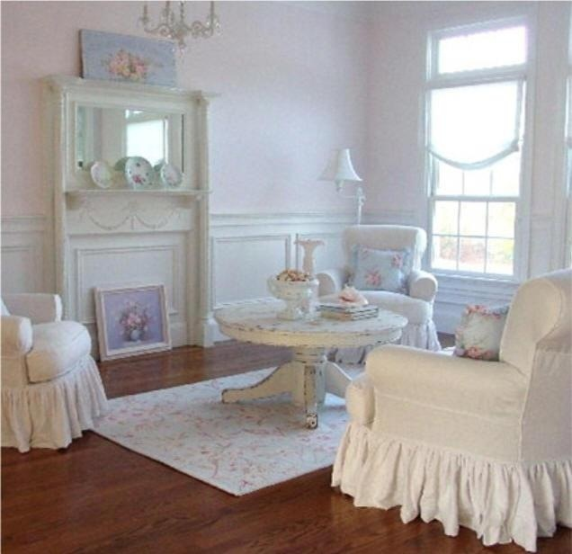 Shabby Chic Living Room: 20 Best Images About Shabby Chic