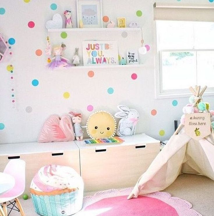 Best 25+ Girls bedroom wallpaper ideas on Pinterest ...