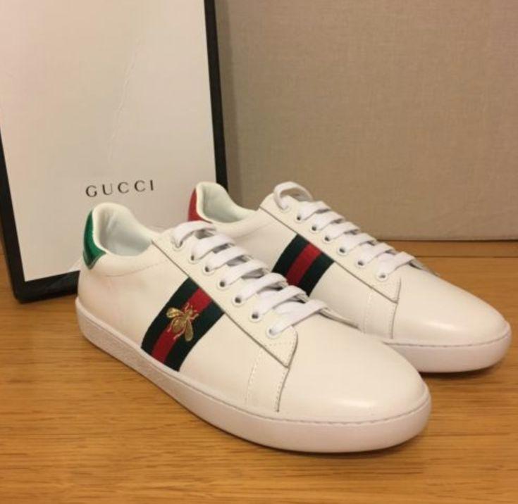Gucci Schuhe Frauen allein, weiß, 43