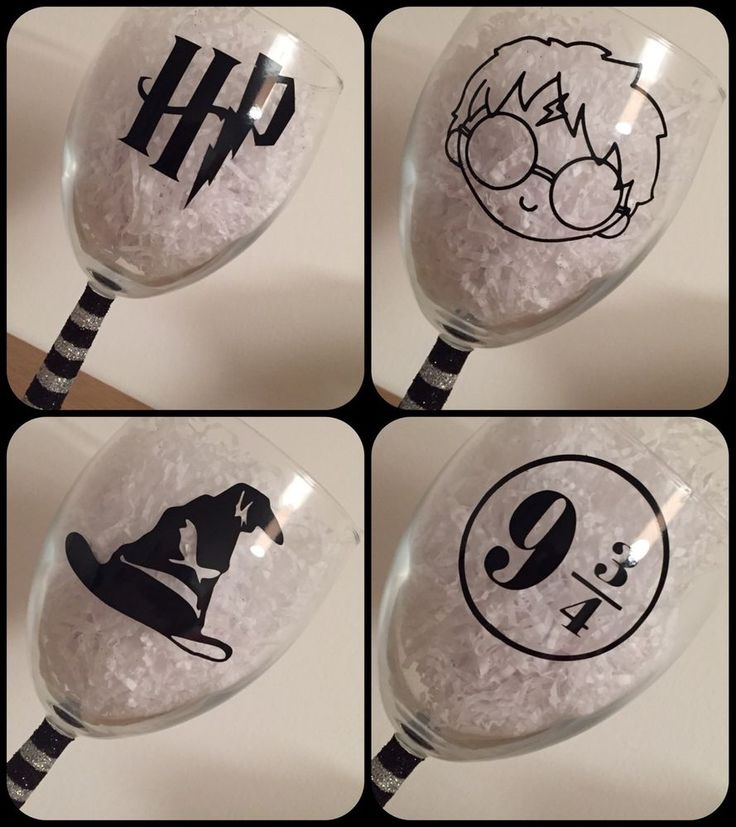 Best Images About Painted Wine Glasses On Pinterest - Custom vinyl decals for wine glasses