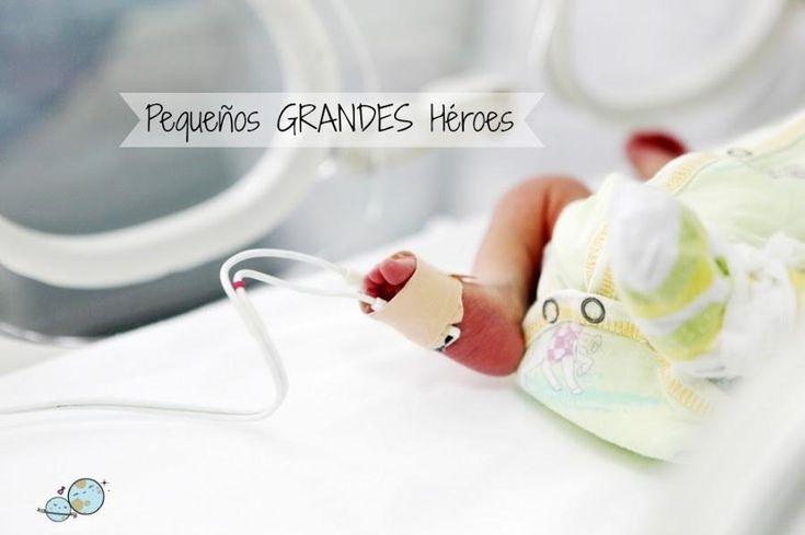 Los héroes del día a día: bebés prematuros & más